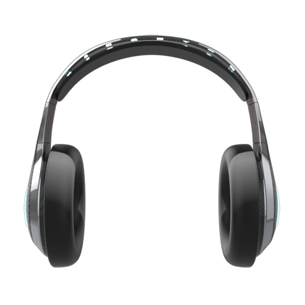 Haymaker Headphones Front View
