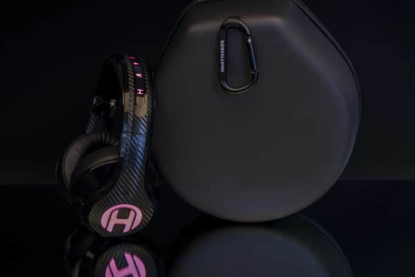 The Haymaker Headphone and Case